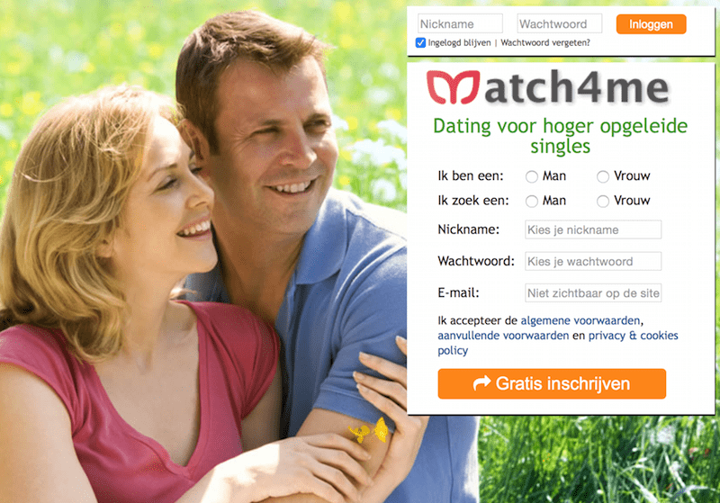 GRATIS dating overzicht voor Daten en Datingsites