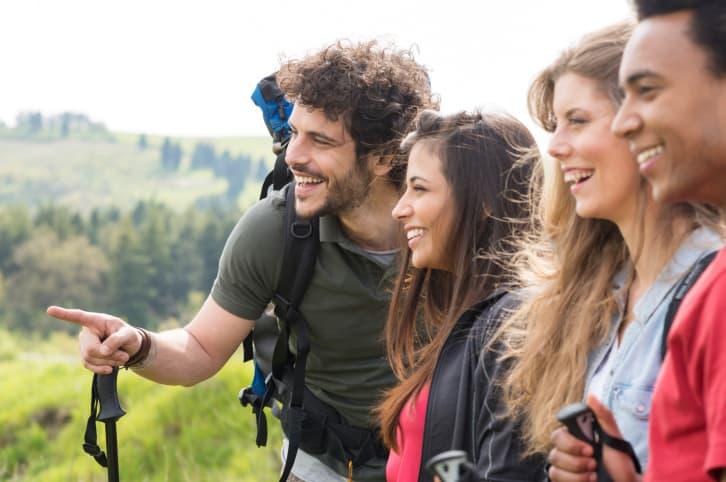 Avontuurlijke groepreizen of singlereizen voor jongeren
