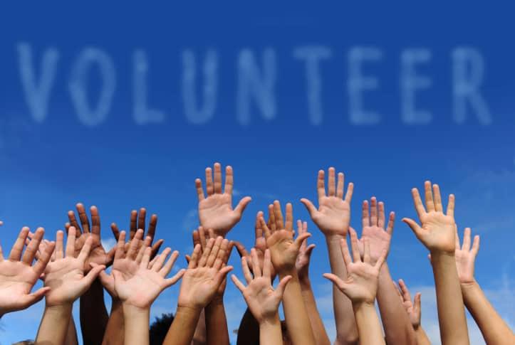Vrijwilligerswerk uitoefenen